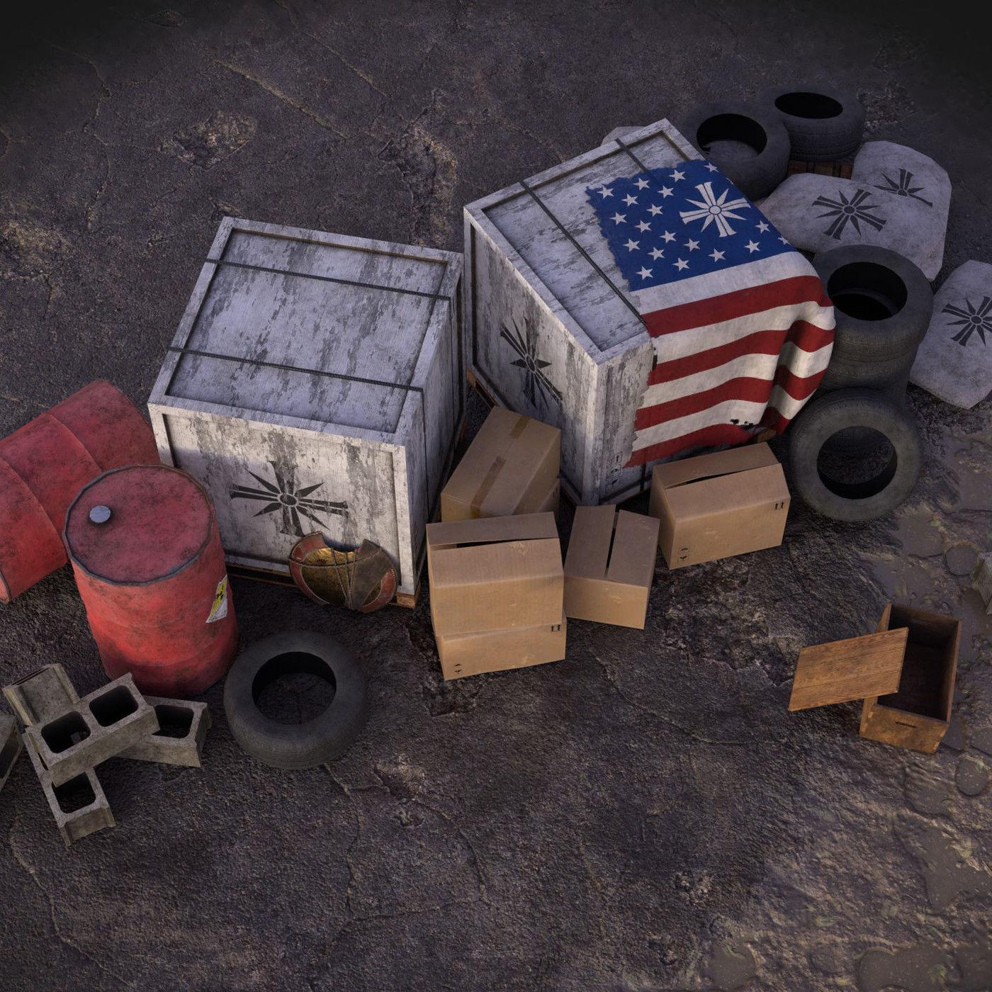 Far Cry 5 Fan Art