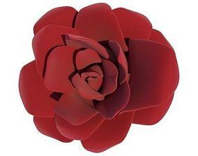 Roses 3D roses