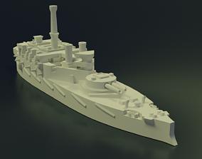 HMS Victoria 1887 3D print model