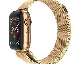 Apple Watch Series 4 3D model