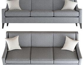 3D model Mitchell Gold Cara Sofa