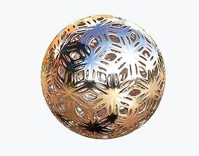 02 Christmas ball 3D
