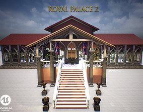 Royal Palace 2 Unreal Engine 3D asset