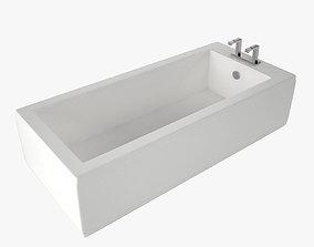 Bath Model floor