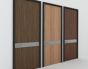 3D modern door 1