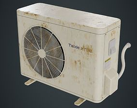 3D asset Air Conditioner 4B