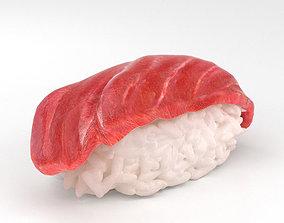 3D Sushi Toro