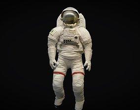 3D Space suit photogrammetry scan