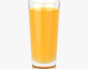 Glass juice 3D model