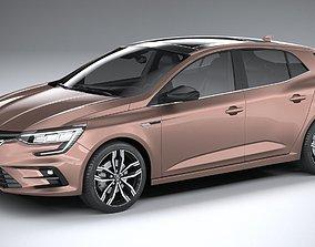 3D Renault Megane 2020
