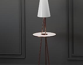 Chelsea Floor Lamp From Creativemary 3D model