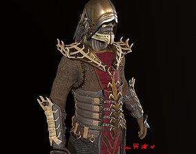 Necromancer Warrior 3D model