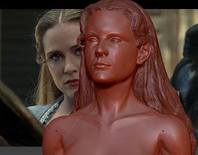 Westworld Dolores Abernathy Evan Rachel Wood 3d