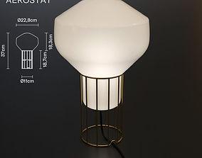 Fabbian Aerostat Table Lamp 3D