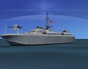 Patrol Torpedo Boat 3D