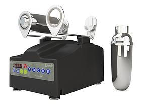 3D model Shaker Machine