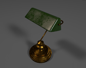 chief 3D Old lamp