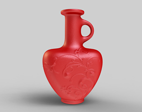 3D printable model Love Pottery