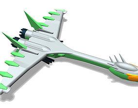 Gekko from Eureka Seven 3D printable model