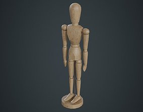 Art Mannequin 1B 3D model