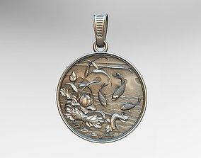 3D printable model pendants jewelry Jewelry pendant
