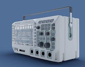 3D Rigol Oscilloscope