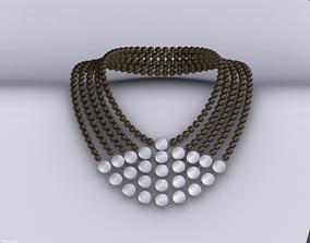 3D asset realtime Necklace jewlery