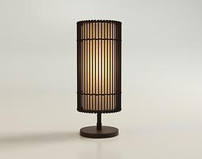 3D model exotic KAI O Table lamp - Standard
