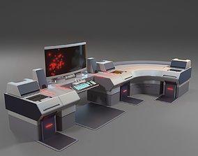 Desktop panel 3D