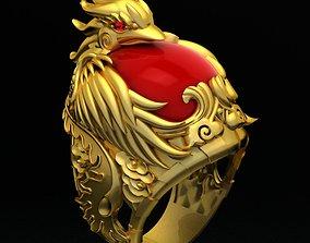 Nhan Nam Phuong Hoang - The Phoenix 3D printable model 1