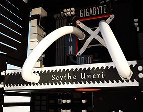 3D Scythe uneri cooler idea