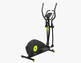 3D Fitness cross trainer elliptical