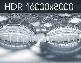 3D Warehouse interior HDR