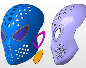 3D printable model Amazing Spiderman faceshell