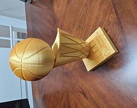 3D print model 2019 Toronto Raptors Championship Trophy