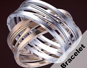 Bracelet 3 3D printable model