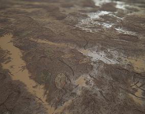 3D Mud Material