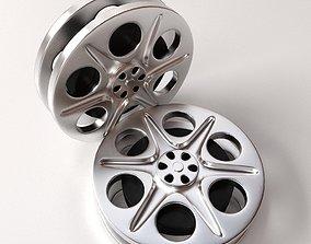 Film Reel 3D