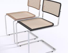 3D model furniture Knoll Cesca