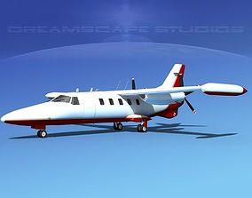 3D model Dreamscape AF-44 Star Executive V03