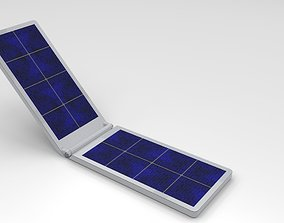 3D Portable solar panel