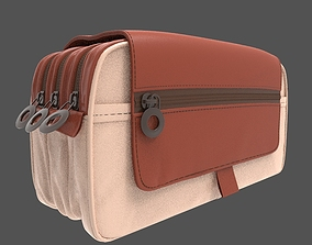 Pencil Case 3D model industrial