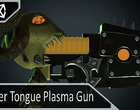 Reaper Plasma Gun 3D model