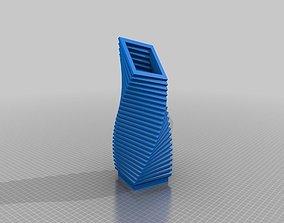 3D printable model Arrayed Vase vase