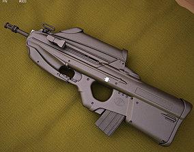 3D FN F2000