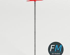 3D model Bullfighter sword