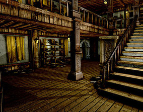 Victorian Interior Pack 3D model