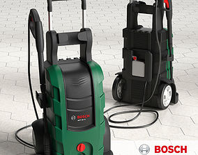 3D Bosch Home and Garden High-pressure washer AQT 40-13