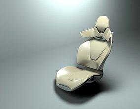 3D car seat color