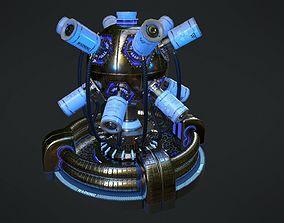 Scientific Device 3 3D asset